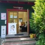 Auch vom anliegenden Saunapark können Sie unsere Praxis besuchen