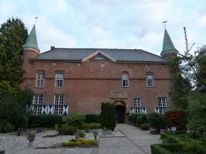 Schloss Walbeck in Geldern-Walbeck